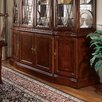 Cherry Grove Breakfront China Cabinet