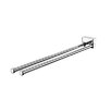 "BloQ 16.1"" Towel Bar in Chrome"