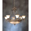 Larissa Indoor 9 Light Chandelier
