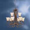 Willowmore 9 Light Chandelier
