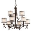 Lacey 9 Light Chandelier