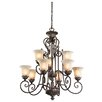 Sarabella 9 Light Chandelier