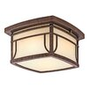 Riverbank 2 Light Flush Mount