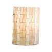 Modern Mosaic 1 Light Wall Sconce