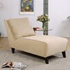 Barbara Fabric Chaise Lounge