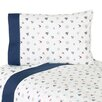 Nautical Nights Queen Sheet Set