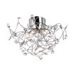 Tumbleweed 5 Light Semi Flush Mount