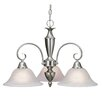 Centennial 3 Light Nook Chandelier