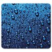 "Naturesmart Mouse Pad, Raindrops Design, 8 3/5"" X 8"""