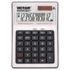 Tuffcalc Desktop Calculator, 12-Digit Lcd