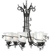 Empire 6 Light Chandelier