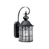 Tudor Outdoor 1 Light Wall Lantern