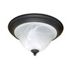 Castillo 2 Light Flush Mount