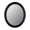 Premier Series Oval Mirror in True Black