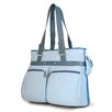Women's Eco-Friendly Casual Tote in Blue