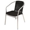 Stackable Aluminium Chair