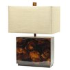 Penshell Block Table Lamp