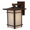 Katsura1 Light Outdoor Wall Lantern