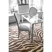 Tufted Zebra Rug