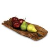 "Jungle Driftwood 18"" Rectangular Platter"