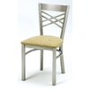 Melissa Anne Cross Back Side Chair