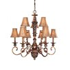 Salon Grand 9 Light Chandelier