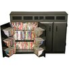 VHZ Entertainment Top Load Multimedia Cabinet