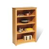 "48"" H Sonoma Four Shelf Bookcase"