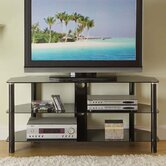 "52"" Glass TV Stand"