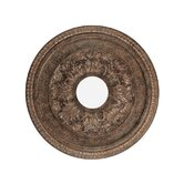 Medallions 18&quot; Versailles Medallion in Dark Spice