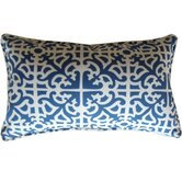 Malibu Outdoor Decorative Pillow in Blue