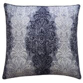 Regal 24&quot; x 24&quot; Pillow in Black