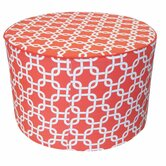 Pouf Cotton Ottoman