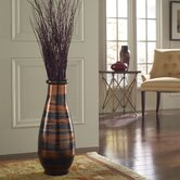 Copperworks Round Floor Vase