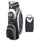 5Nusport Genesis Ladies Cart Bag in Black