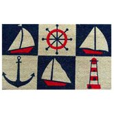 Nautical Doormat
