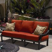 Del Mar Sofa with Cushions