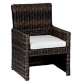 Montecito Dining Arm Chair with Cushion