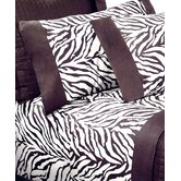 Zebra Pattern Printed Sheet Set