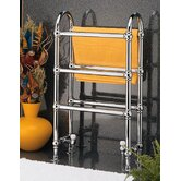 "Victorian 23.5"" Floor Mount / Wall Mount Electric Towel Warmer"