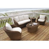 Carmel Lounge Seating Group with Cushions
