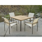 Tivoli 5 Piece Dining Set