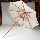 9' Umbrella, 1.5&quot; Pole