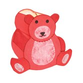 Barry The Bear Night-Time Pals Kids Table Lamp