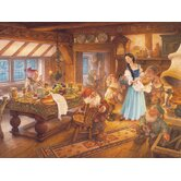 Snow White and the Seven Dwarves - 400 Piece Puzzle