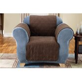 Soft Suede Furniture Friend Chair Cover