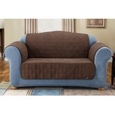 Soft Suede Furniture Friend Loveseat Cover