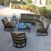 Eclipse Sectional  Deep Seating Group