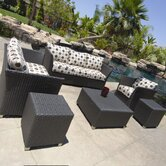 Soho Deep Seating Group with Cushions