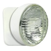 12W Round Remote Head for Emergency Light in White